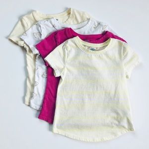 Old Navy shirts size 4T (bundle of 4)